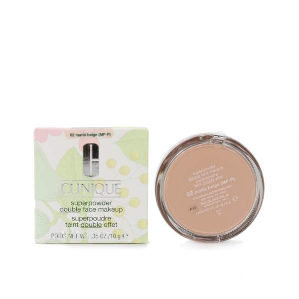 Superpowder Doulbe Face Make Up Matte Beige