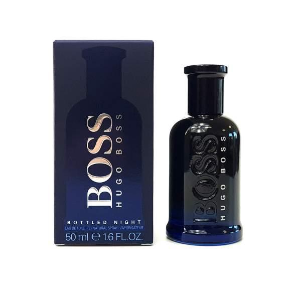 Hugo Boss - Boss Bottled Night - 50 ml Eau de Toilette - EDT-Spray für Herren